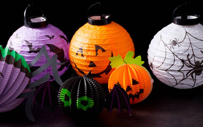 cosas de Halloween Baratas