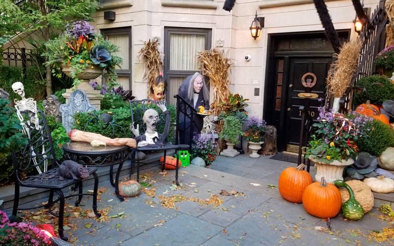Accesorios para una fiesta de Halloween