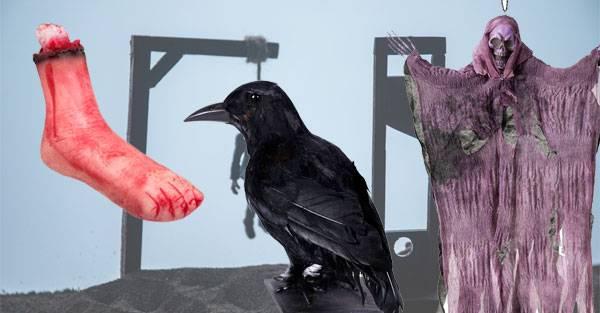 YLAB Copas de Vino de Pl/ástico Decoraci/ón de Calavera//Esqueleto 6X Copas de Halloween