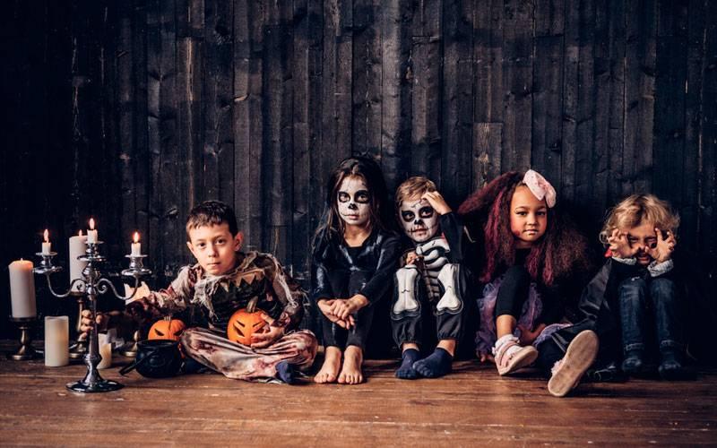 Novedades en disfraces infantiles para Halloween