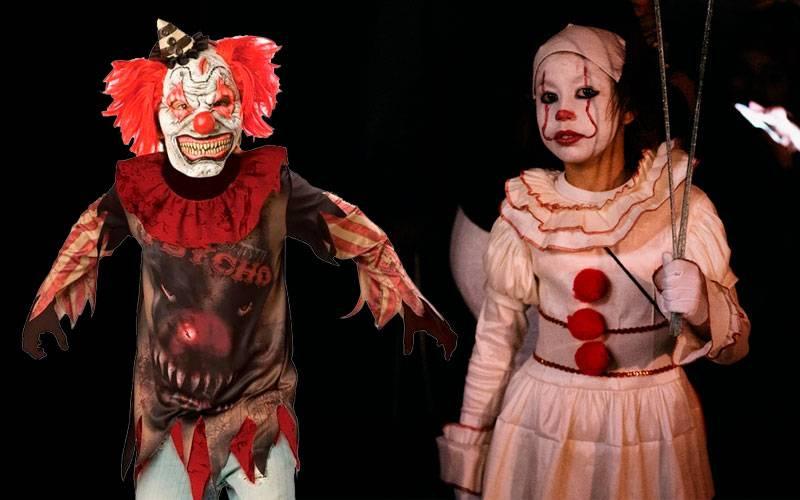 Disfraces de Halloween actuales para niños