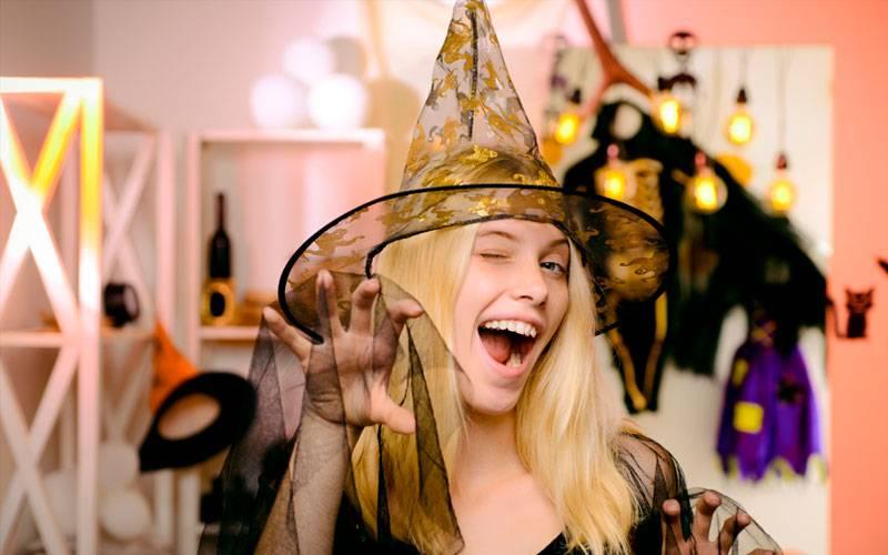 disfraz de mujer Halloween