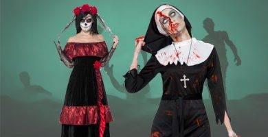 Disfraz Halloween Mujer