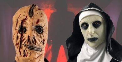 Mascaras Halloween Terror